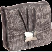 Lauren Merkin Ludlow Clutch Grey/Pewter - Clutch bags - $350.00