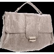 Lauren Merkin Marlow Satchel Grey - Bag - $477.75