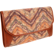 Lauren Merkin Molly Clutch Multi/Cognac - Clutch bags - $268.45