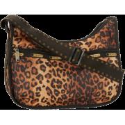 LeSportsac Classic Hobo Cheeta Cat - Bag - $68.00
