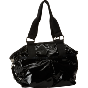 LeSportsac Jetsetter Shoulder Bag Black Patent - Bolsas - $98.00  ~ 84.17€