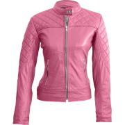 Leather jacket - Jakne i kaputi -