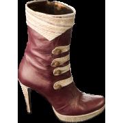 Ledenko čizme - Boots -