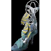 Ledenko sandale - Sandali -