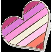 Lesbian heartpin - Uncategorized -