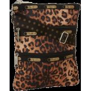 Lesportsac Kasey Cross Body Cheeta Cat - Bag - $38.00