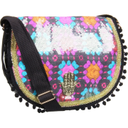 Lesportsac La Boheme Crossbody With Sequins Cross Body Gypsy Rose Sequins - Bag - $65.42