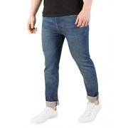 Levi's Men's 501 Skinny Fit Jeans, Blue - Pants - $129.95