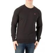 Levi's Men's Original Icon Sweatshirt, Black - Shoes - $59.95