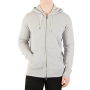 Levi's Men's Original Zip Hoodie, Grey - Shoes - $64.95