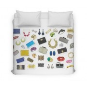 Life's Little Luxuries Duvet - Uncategorized -