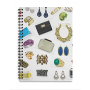 Life's Little Luxuries Spiral Notebok - Uncategorized -