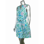 Lilly Pulitzer Greens with Envy Guiliana Dress Misses - Dresses - $99.99