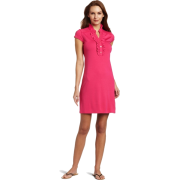 Lilly Pulitzer Women's Deb Dress Azalea Pink - Dresses - $179.99