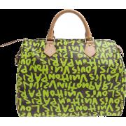 Louis Vuitton Stephen Sprouse Lime green - Сумочки -