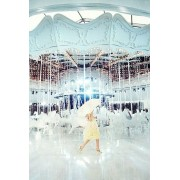 Louis Vuitton carousels fashion show - Laufsteg -