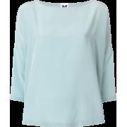 M MISSONI classic shift blouse - Camicie (lunghe) - 255.00€