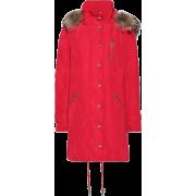 MAJE,Mid Coats,coats,fashion, - Jacket - coats - $378.00