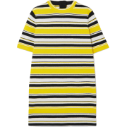 MARC JACOBS Striped cotton-blend terry m - Vestidos - £500.00  ~ 565.05€