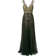 MARCHESA NOTTE embroidered party dress - Dresses - $48.00