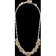 MARCHESA NOTTE necklace with appliques - Necklaces - $2.00