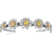 MARGARET JEWELS yellow daisy bracelet - Orecchine -