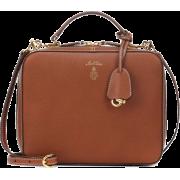 MARK CROSS Laura leather shoulder bag - Hand bag - $1,995.00