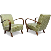 MEZZALUNA Art Déco chairs - Furniture -