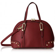 MG Collection Irina Mini Studded Satchel Shoulder Bag - Accessories - $22.69