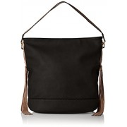 MG Collection Janna Tassel Slouchy Shopper Hobo Shoulder Bag - Accessories - $39.99