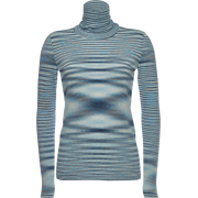 MISSONI Wool Turtleneck Pullover - Jerseys -