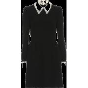 MIU MIU black & white dress - Dresses -