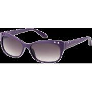 MMJ 233/S 0O0W Violet (J8 mauve gradient lens) Sunglasses - Sunglasses - $143.64
