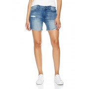 Madison Denim Women's Bowery Relaxed Short with Step Hem - scarpe di baletto - $49.95  ~ 42.90€
