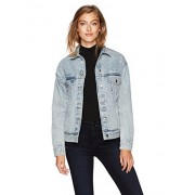 Madison Denim Women's Kane Denim Jacket - scarpe di baletto - $79.95  ~ 68.67€