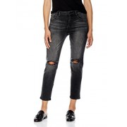 Madison Denim Women's Monroe Slim Straight Jean Slate - scarpe di baletto - $79.95  ~ 68.67€
