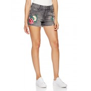 Madison Denim Women's Morgan High Rise Boyfriend Short Ash - scarpe di baletto - $59.95  ~ 51.49€