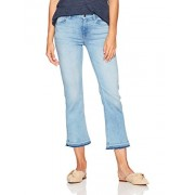 Madison Women's Bleeker Crop Flare Jean Mercer - scarpe di baletto - $79.95  ~ 68.67€