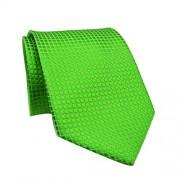 Maikun Men's Classic Stripes Tie Check Styles Woven Microfiber Necktie - Tie - $12.90