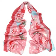 Maikun Scarf Star Pattern Cotton Scarf Winter Long Scarf - Scarf - $0.99