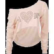 T-shirts Beige - T-shirt -