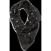 Mango Women's Silk Scarf - Шарфы - $19.99  ~ 17.17€