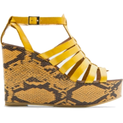 Mango Women's Strap Wedge - Sandals - $109.99