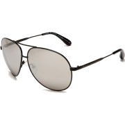 Marc By Marc Jacobs 226/S Sunglasses Black/Silver - Sunglasses - $71.94