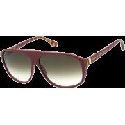 Marc by Marc Jacobs MMJ160/S Sunglasses - 0M4Z Striped Red (0D Brown Gradient Lens) - 61mm - Темные очки - $117.27  ~ 100.72€