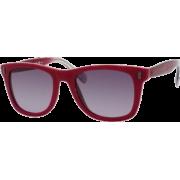 Marc by Marc Jacobs MMJ335/S Sunglasses - 0XJ7 Red Brick (EU Gray Gradient Lens) - 51mm - Темные очки - $64.45  ~ 55.36€