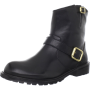Marc by Marc Jacobs Women's 626235/1 Ankle Boot Black Calf - Boots - $239.41