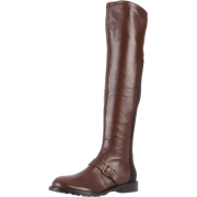 Marc by Marc Jacobs Women's 626240/11 Knee-High Boot Dark Brown - Boots - $525.00