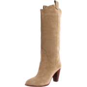 Marc by Marc Jacobs Women's 626851/11 Boot Sand Suede - Boots - $329.99