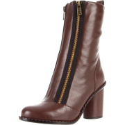 Marc by Marc Jacobs Women's 626934/6 Boot Dark Brown - Boots - $525.00